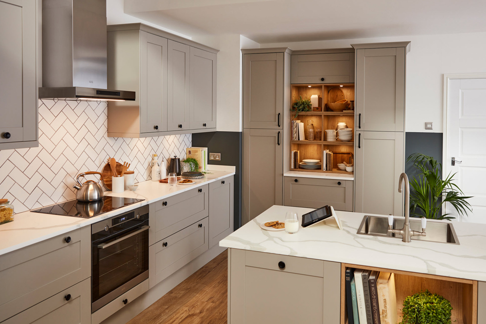 DC Carpentry in Bedford use Magnet Kitchens